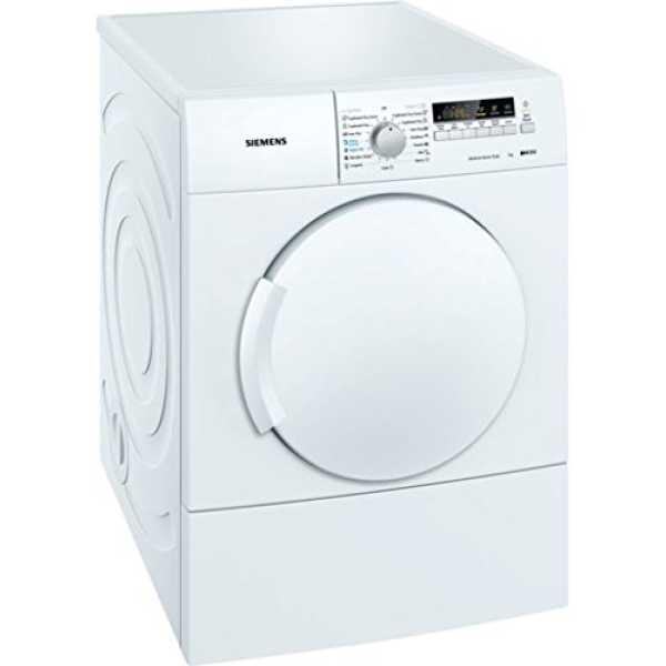 Siemens 7 Kg Air Vented Dryer (WT34A202IN) - White