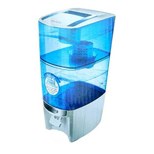Eureka Forbes Amrit DX 20 L Water Purifier - Blue