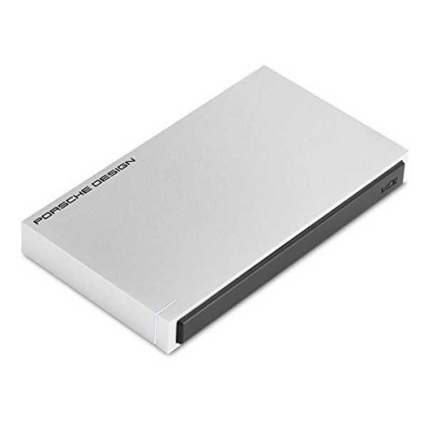 LaCie Porsche Design ST1920FM0023 USB 3 0 2TB External Hard Drive