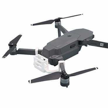 Generic CHAMSGEND Best seller RF-V16 GPS Tracker Bracket Tracer Holder Locator Support for DJI Mavic Pro Drone mar714