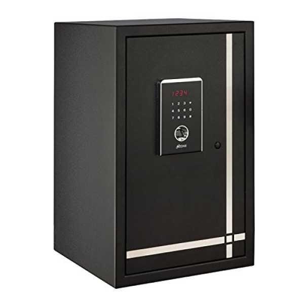 Ozone Safilo Bio 2 Safe Locker - Black