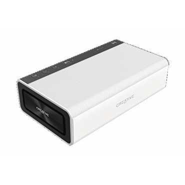 Creative Sound Blaster Roar 2 Wireless Speaker - Black   White