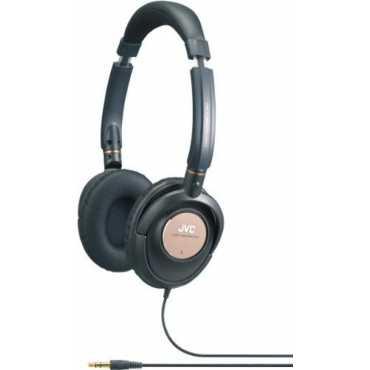JVC HA-S900 On-Ear Headphones - Black
