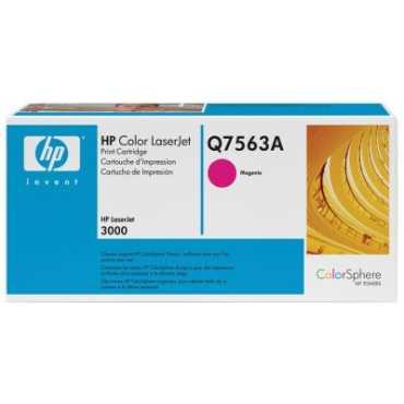 HP 314A ( Q7563A ) Magenta LaserJet Toner Cartridge - Pink