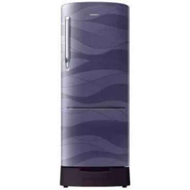 Samsung RR22T385XRV 215 L 4 Star Inverter Direct Cool Single Door Refrigerator