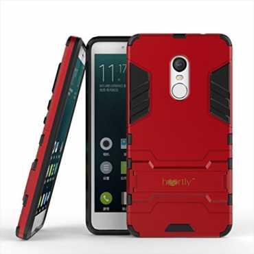 Graphic Designed Kick Stand Hard Dual Rugged Armor Hybrid Bumper Back Case Cover For Xiaomi Mi Redmi Note 4