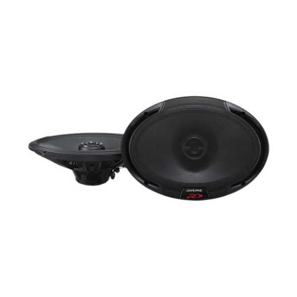 Alpine SPR-69 6x9 inch Type-S Coaxial 2-Way Speaker (330 W)