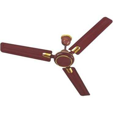 Surya Udan Deco 3 Blade (1200mm) Ceiling Fan - Brown