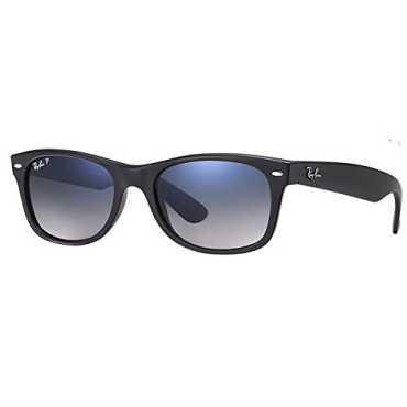 Ray-Ban Wayfarer Sunglasses Black MOD2132SOLE601S78