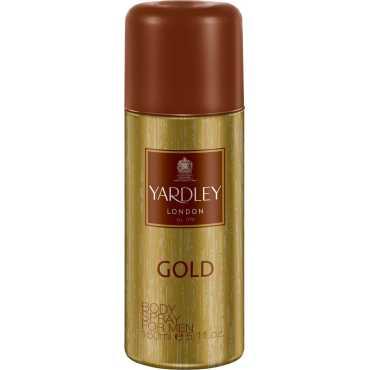 Yardley  Gold Deodorant Spray