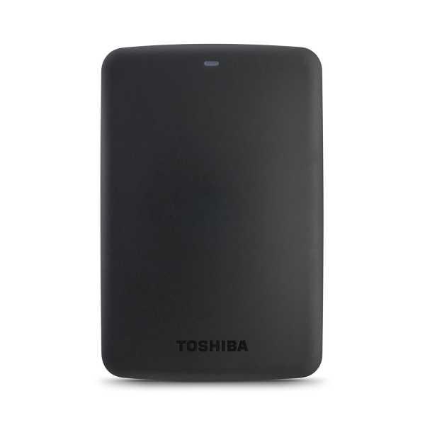 Toshiba Canvio Basics HDTB330EK3CA 3TB External Hard Disk