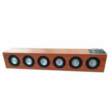 Digitek DBS-012 Portable Speaker - Brown | Black