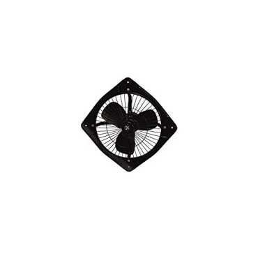 Kent Appliances Fresh Air 3 Blade Fan - Black