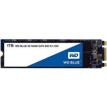 WD Blue WDS100T2B0B 1TB 3D NAND SATA Internal SSD