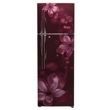 LG GL-T322RSOU 308L 3S Double-Door Refrigerator (Orchid)