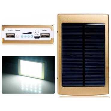 Reliable 15000mAh Solar LED Power Bank