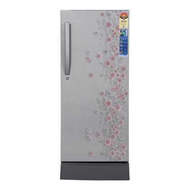 Haier HRD-2155PRL/PSL 195 Ltr 5S Single Door Refrigerator (Liana)