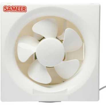 Sameer Fresh Air 150mm 5 Blade Exhaust Fan - White