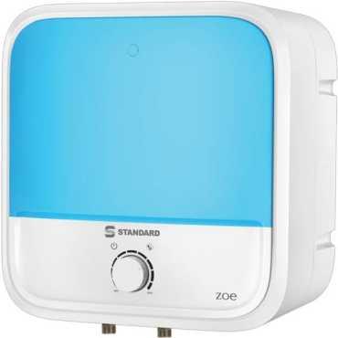 Standard Zoe 25L Storage Water Geyser - White