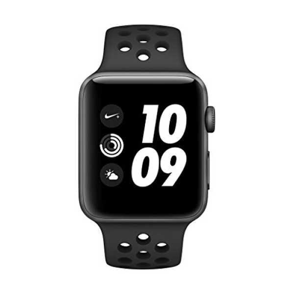 Apple Watch Nike Plus GPS Smart Watch- 42mm Series - Grey | Silver