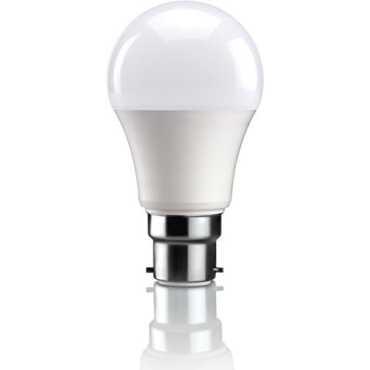 Syska 7W LED Bulb (Cool Day Light) - White