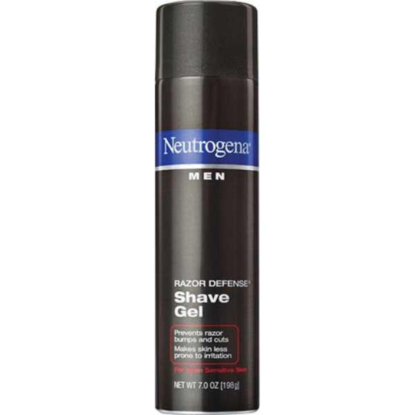 Neutrogena Razor Defense Shave Gel