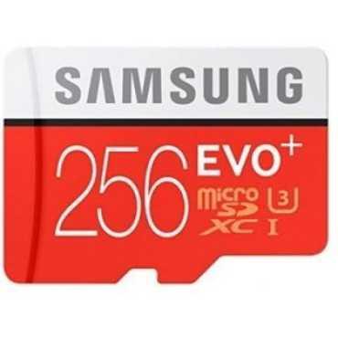 Samsung EVO Plus MB-MC256 256GB Class 10 MicroSDXC Memory Card