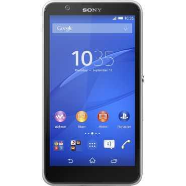 Sony Xperia E4 Dual - Black