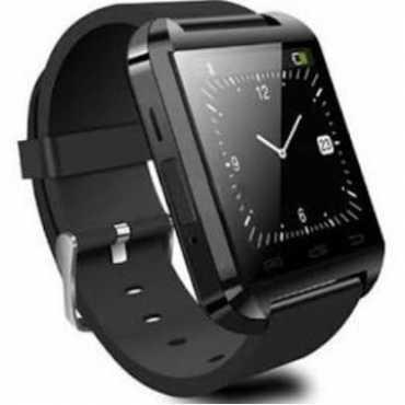 Epresent U8 Bluetooth SmartWatch  - Red | Black