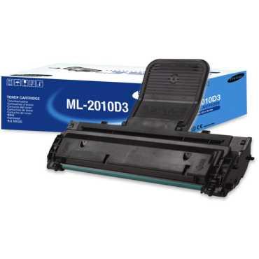 Samsung ML 2010D3 Black Toner Cartridge - Black
