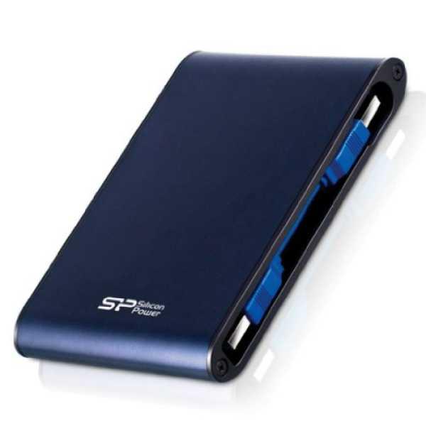 Silicon Power Armor A80 1 TB External Hard Disk