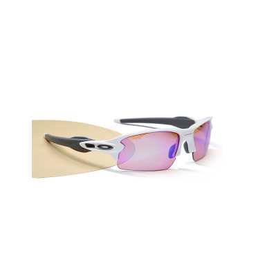 Men Half-Rim Mirrored Sports Sunglasses 0OO9295