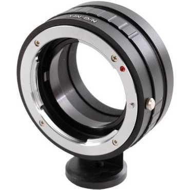 Polaroid Bayonet Lens Mount Adapter (Canon EOS Lenses to Canon EOS M Mirorless Camera)