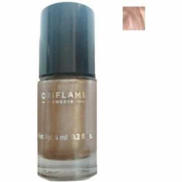 Oriflame Pure Colour Mini Nail Polish (Bronzed Brown) - Brown