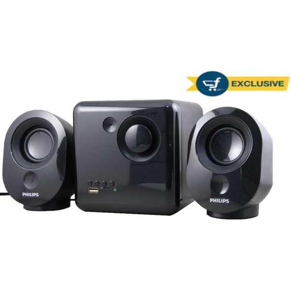 Philips SPA150 94 2 1 Channel Speaker
