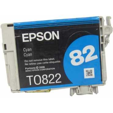 Epson 82 Cyan Ink Cartridge - Blue