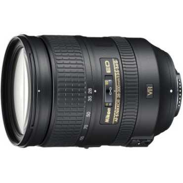 Nikon AF-S NIKKOR 28-300mm f 3 5-5 6G ED VR Lens