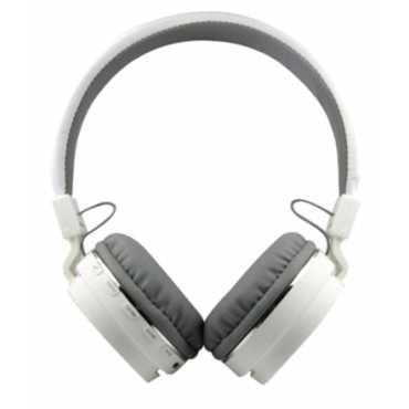 Gadget Hero's SH12 Bluetooth Headphones - Red   Black   White   Blue