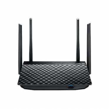 Asus RT-AC58U AC1300 Dual Band Wi-Fi Gigabit Router - Black
