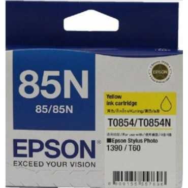 Epson 85N C13T122400 Yellow Ink Cartridge