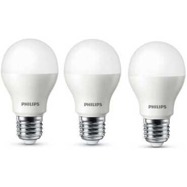 Philips 9W E27 825L Standard LED Bulb White Pack of 3