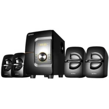 Intex IT-Bang SUF 4.1 Multimedia Speaker - Black
