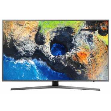Samsung 43MU6470 43 Inch 4K Ultra HD Smart LED TV - Silver