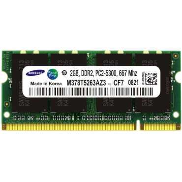 Samsung (S20201504-21) 2 GB DDR2 Laptop Ram