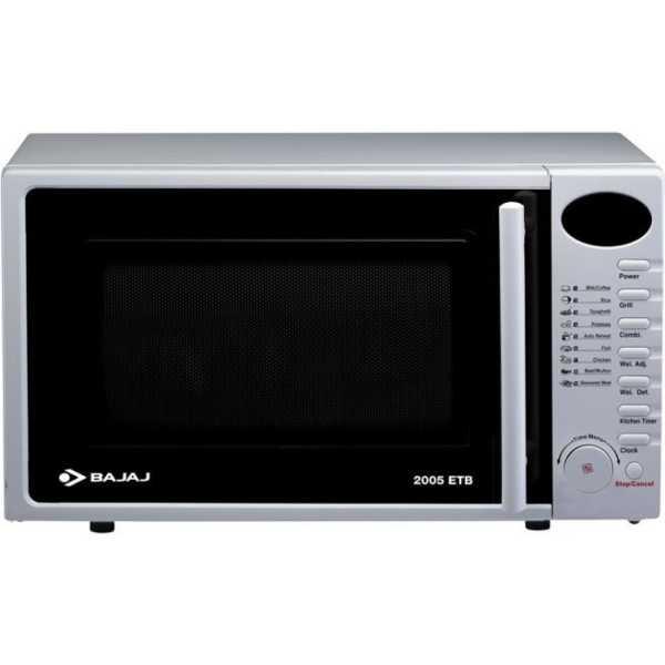 Bajaj 2005 ETB Microwave - White | Black