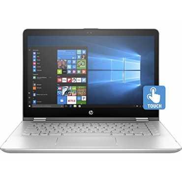HP Pavillion x360 (14-BA153TX) Laptop - Silver