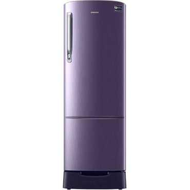 Samsung RR26T389YUT 255L Direct Cool Single Door Refrigerator Pebble Blue