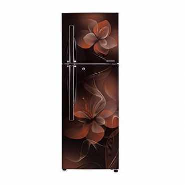 LG GL-F282RHDX 255L 4 Star Double Door Refrigerator (Hazel Dazzle)