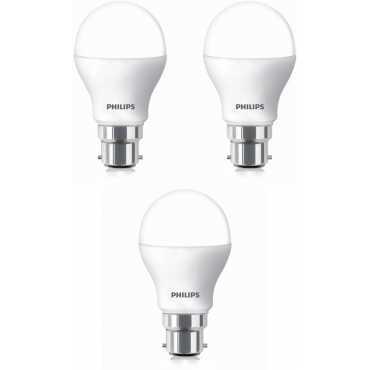 Philips 10 W LED Energy Saver Bulb B22 White