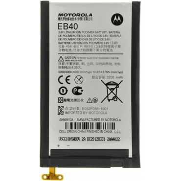 Motorola EB40 3200mAh Battery